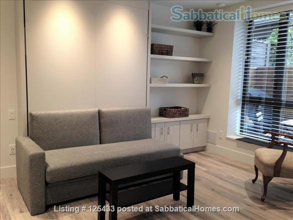 Studio Laneway House, brand new build Home Rental in Vancouver, British Columbia, Canada 1