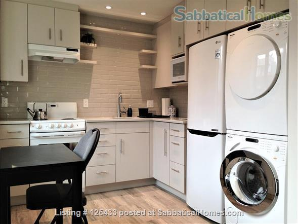 Studio Laneway House, brand new build Home Rental in Vancouver, British Columbia, Canada 3