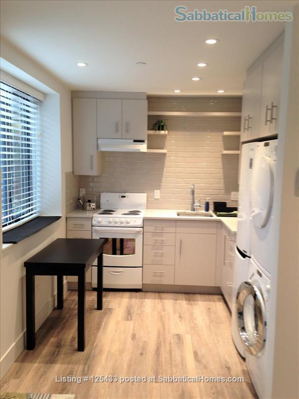 Studio Laneway House, brand new build Home Rental in Vancouver, British Columbia, Canada 4