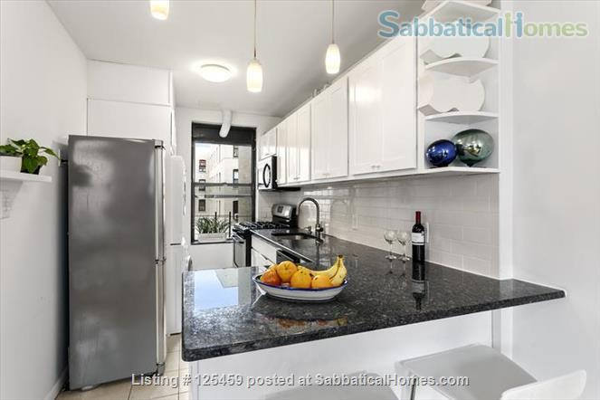 Architect's Harlem Sunny 2 BR Newly Renovated City College  Washer/Dryer Home Rental in New York, New York, United States 2