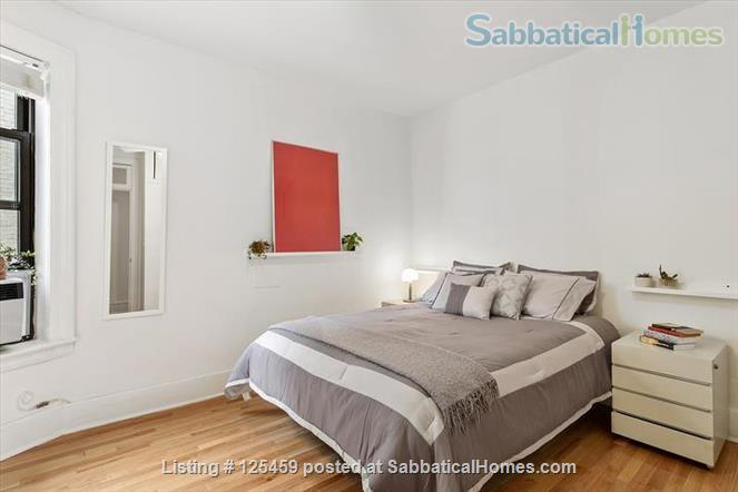 Architect's Harlem Sunny 2 BR Newly Renovated City College  Washer/Dryer Home Rental in New York, New York, United States 3