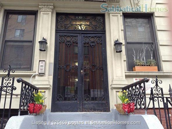 Architect's Harlem Sunny 2 BR Newly Renovated City College  Washer/Dryer Home Rental in New York, New York, United States 5