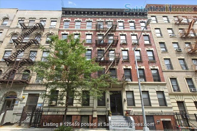 Architect's Harlem Sunny 2 BR Newly Renovated City College  Washer/Dryer Home Rental in New York, New York, United States 6