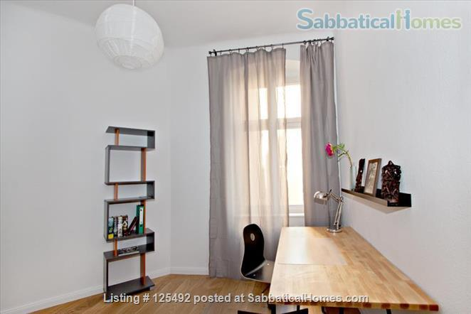 Spacious fully-furnished apartment in the heart of Berlin (Mitte) Home Rental in Berlin, Berlin, Germany 9