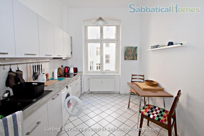 Spacious fully-furnished apartment in the heart of Berlin (Mitte) Home Rental in Berlin, Berlin, Germany 2