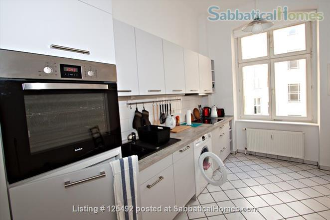 Spacious fully-furnished apartment in the heart of Berlin (Mitte) Home Rental in Berlin, Berlin, Germany 3