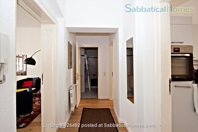 Spacious fully-furnished apartment in the heart of Berlin (Mitte) Home Rental in Berlin, Berlin, Germany 4