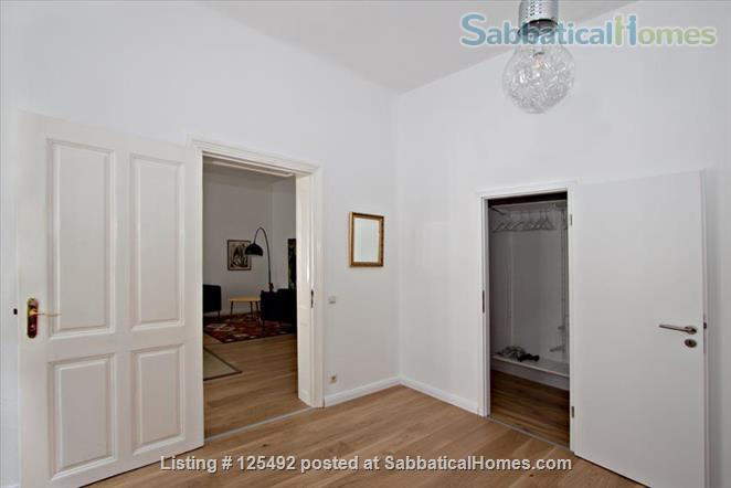 Spacious fully-furnished apartment in the heart of Berlin (Mitte) Home Rental in Berlin, Berlin, Germany 7