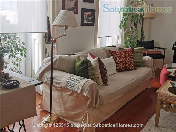 Stylish, luminous and spacious flat in a historical bairro Home Rental in Lisboa, Lisboa, Portugal 6