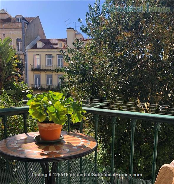Stylish, luminous and spacious flat in a historical bairro Home Rental in Lisbon, Lisbon, Portugal 8