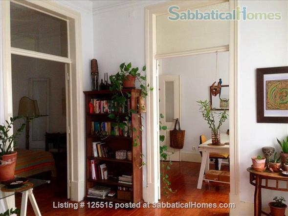 Stylish, luminous and spacious flat in a historical bairro Home Rental in Lisbon, Lisbon, Portugal 4