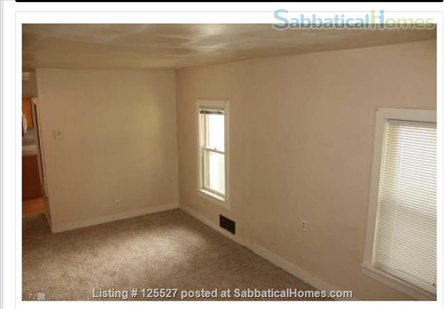 __¦Whole Furnished House w/Laundry, A/C, an Office, parking.  ¦__ Home Rental in Madison, Wisconsin, United States 2