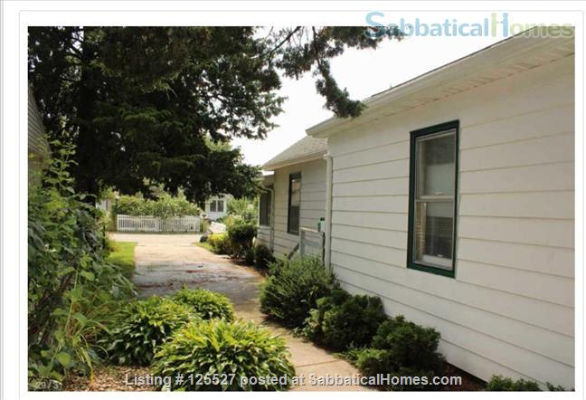__¦Whole Furnished House w/Laundry, A/C, an Office, parking.  ¦__ Home Rental in Madison, Wisconsin, United States 7