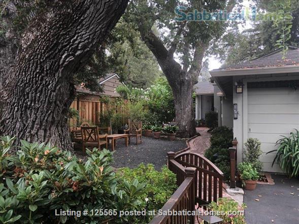 Adorable Carmel Cottage Near Stanford University Home Rental in Menlo Park, California, United States 0
