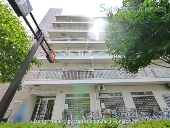 Sunny apartment in a great location Home Rental in Nakano, Tokyo, Japan 1