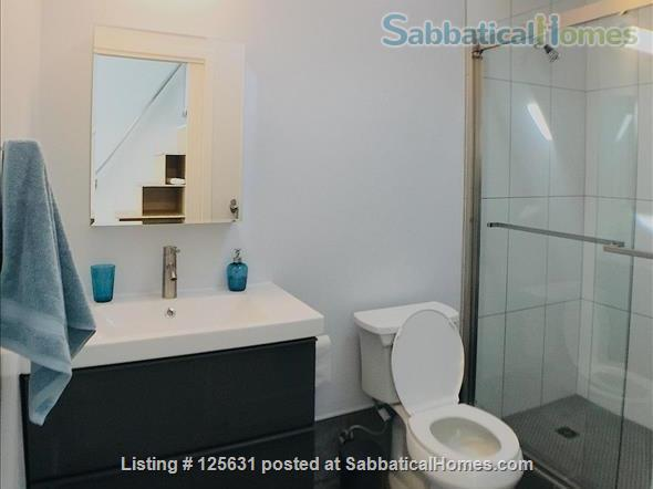 Beautiful and safe: furnished cottage near Rockridge BART and everything Home Rental in Oakland, California, United States 5