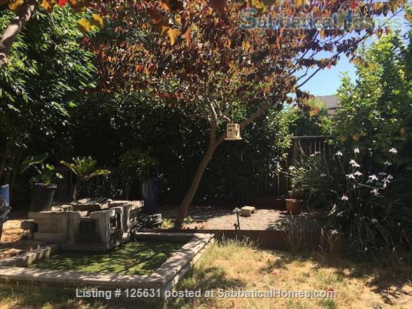 Beautiful and safe: furnished cottage near Rockridge BART and everything Home Rental in Oakland, California, United States 7