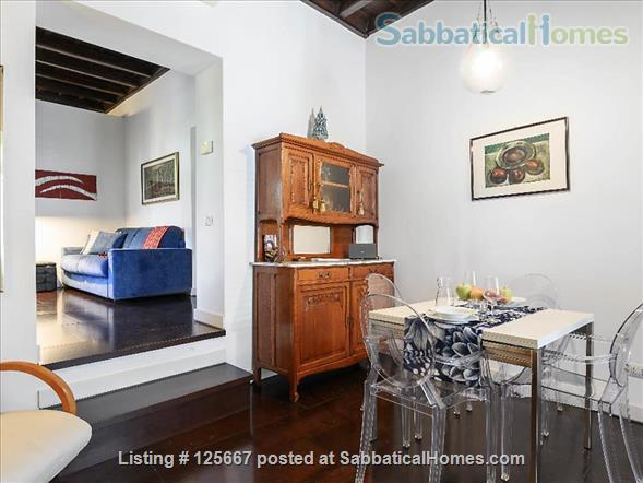 A cozy flat in the heart of Rome Home Rental in Roma, Lazio, Italy 1