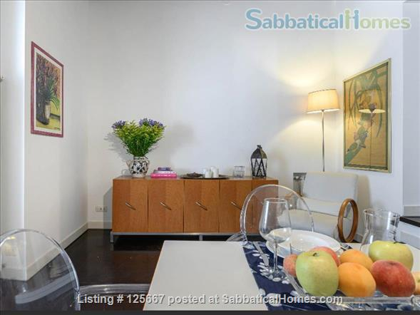 A cozy flat in the heart of Rome Home Rental in Roma, Lazio, Italy 0