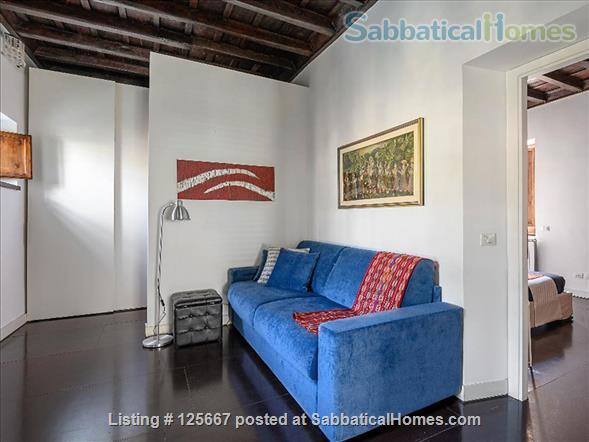 A cozy flat in the heart of Rome Home Rental in Roma, Lazio, Italy 3