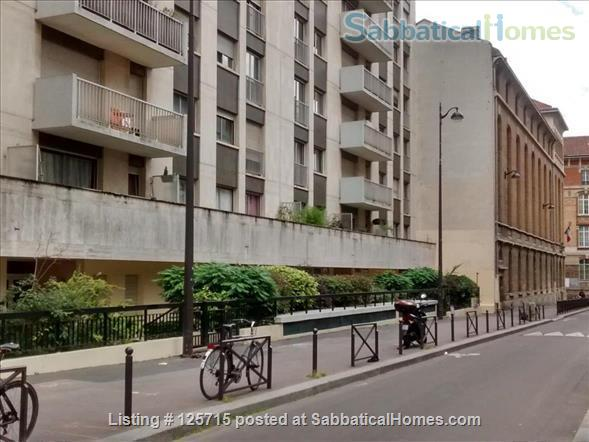 LOVELY STUDIO WITH BALCONY IN PARIS, NEXT TO BELLEVILLE ST Home Rental in Paris-19E-Arrondissement, Île-de-France, France 9