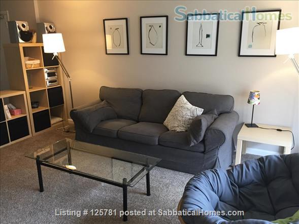 Large 2 BDR 2 bath condo - 2.3 miles from campus1.5 miles from Big House Home Rental in Ann Arbor, Michigan, United States 1