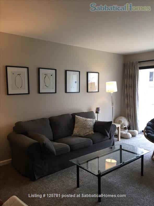 Large 2 BDR 2 bath condo - 2.3 miles from campus1.5 miles from Big House Home Rental in Ann Arbor, Michigan, United States 2