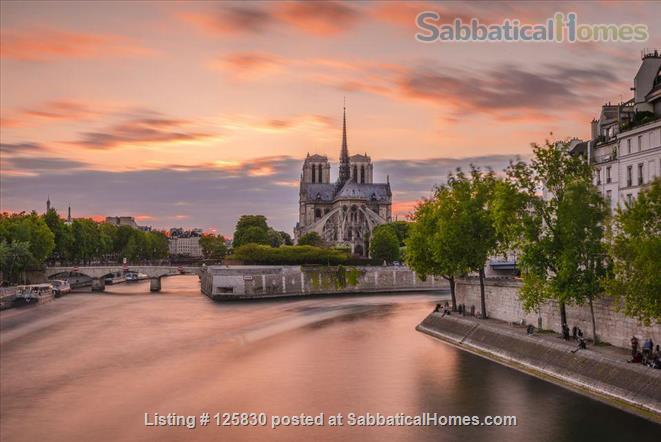 BRIGHT AND ELEGANT 3 BEDS 2 BATHS APARTMENT ON EXCLUSIVE ILE ST. LOUIS -  MARAIS - 75004 PARIS Home Rental in Paris, IDF, France 9