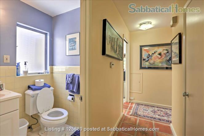 large, PET-SAFE mid-century in SF's Noe Valley, garage, 95 walk score! All utilities paid! Home Rental in San Francisco, California, United States 5
