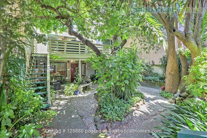 large, PET-SAFE mid-century in SF's Noe Valley, garage, 95 walk score! All utilities paid! Home Rental in San Francisco, California, United States 7