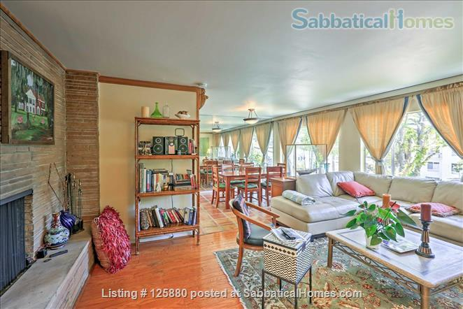 large, PET-SAFE mid-century in SF's Noe Valley, garage, 95 walk score! All utilities paid! Home Rental in San Francisco, California, United States 8