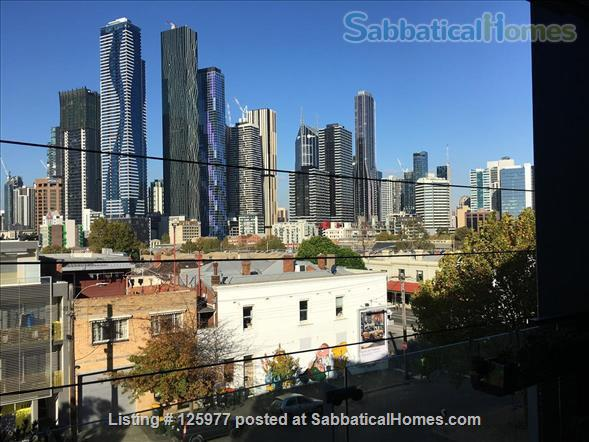 Comfortable apartment close to universities, hospitals and Victoria Market Home Rental in North Melbourne, VIC, Australia 1
