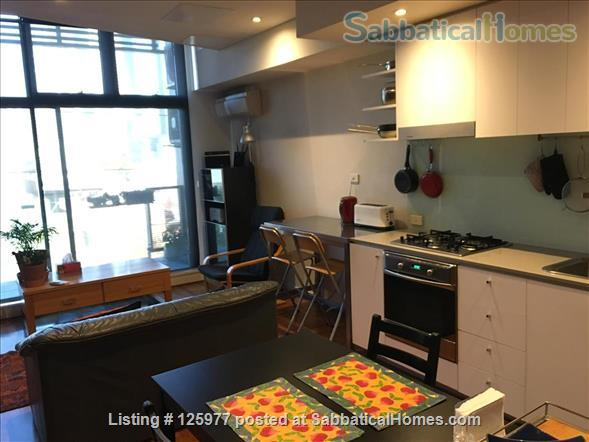 Comfortable apartment close to universities, hospitals and Victoria Market Home Rental in North Melbourne, VIC, Australia 0