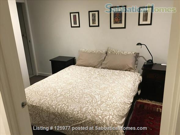 Comfortable apartment close to universities, hospitals and Victoria Market Home Rental in North Melbourne, VIC, Australia 4