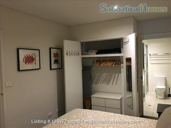 Comfortable apartment close to universities, hospitals and Victoria Market Home Rental in North Melbourne, VIC, Australia 5
