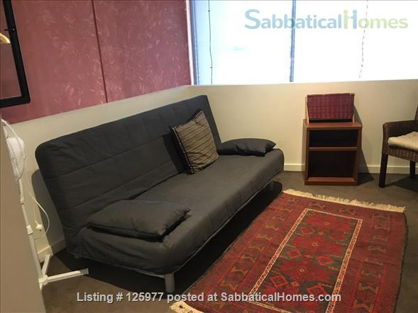 Comfortable apartment close to universities, hospitals and Victoria Market Home Rental in North Melbourne, VIC, Australia 7