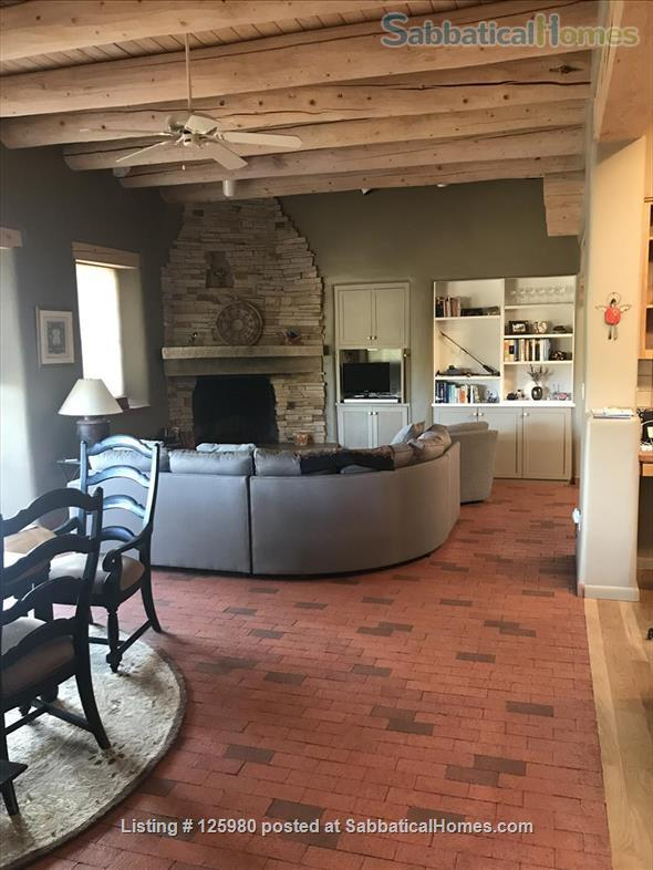 Family home with views and casita in Santa Fe, NM Home Rental in Santa Fe 9