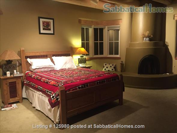 Family home with views and casita in Santa Fe, NM Home Rental in Santa Fe 0