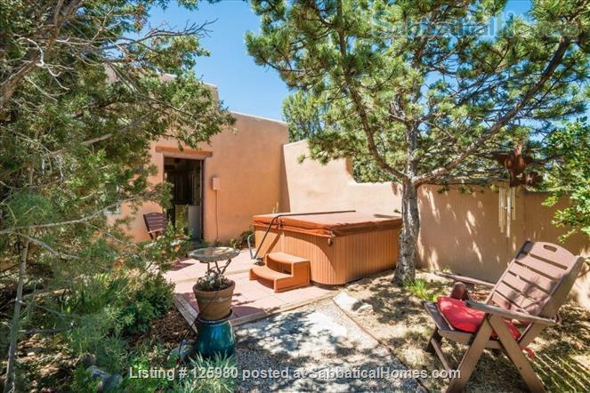 Family home with views and casita in Santa Fe, NM Home Rental in Santa Fe 3