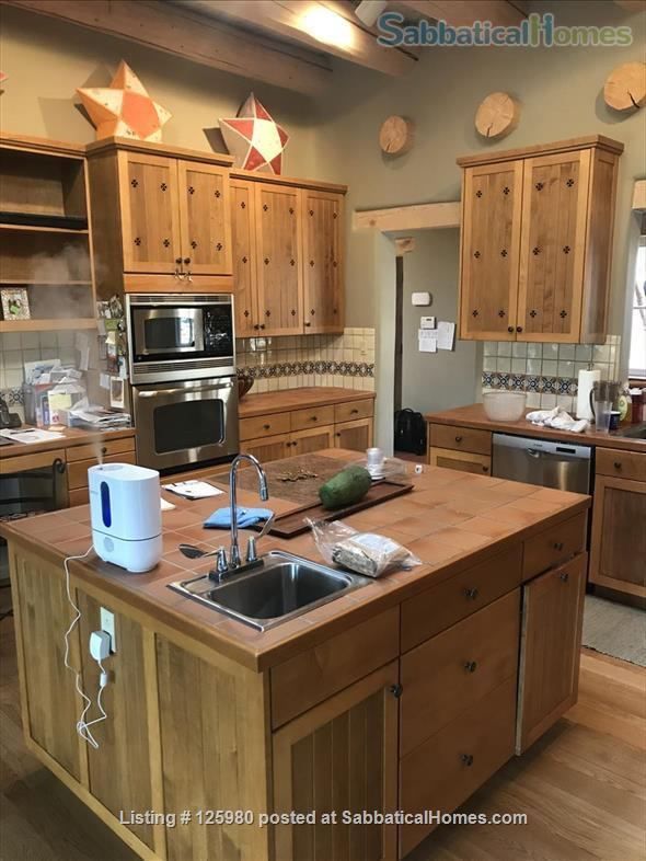 Family home with views and casita in Santa Fe, NM Home Rental in Santa Fe 6