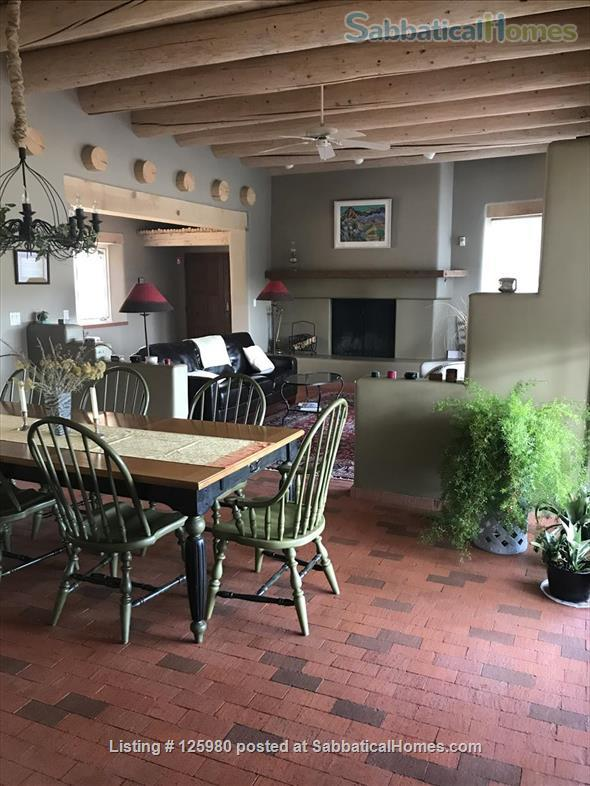 Family home with views and casita in Santa Fe, NM Home Rental in Santa Fe 8