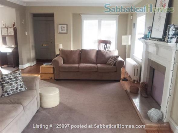 Wash U/SLU: 3-4 BDR-1800 sf Home Rental in University City, Missouri, United States 0