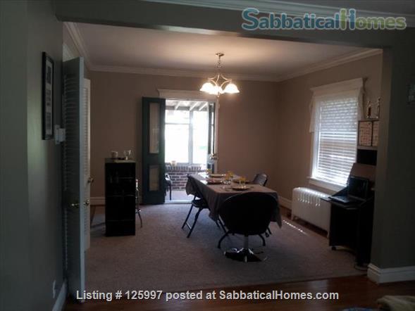 Wash U/SLU: 3-4 BDR-1800 sf Home Rental in University City, Missouri, United States 2