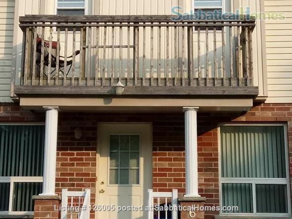 BEAUTIFUL 4-Story Townhouse 4BR + EXTRA ROOM, 2.5 BATH  Nature & Downtown Home Rental in Guelph, Ontario, Canada 9