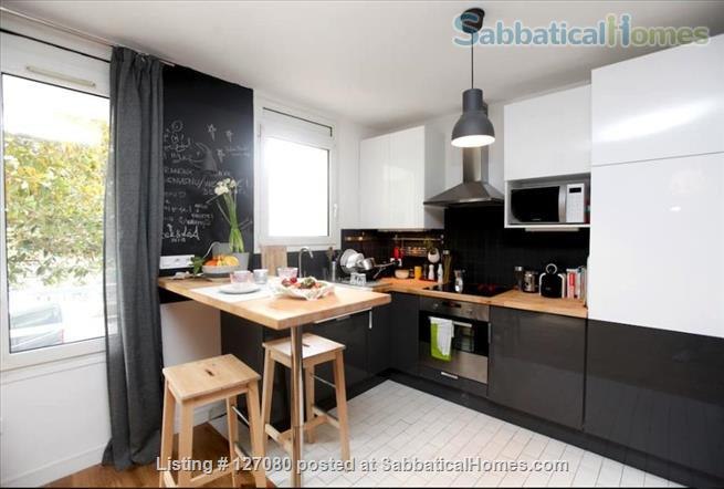 Modern apartment Canal St Martin Home Rental in Paris, Île-de-France, France 4