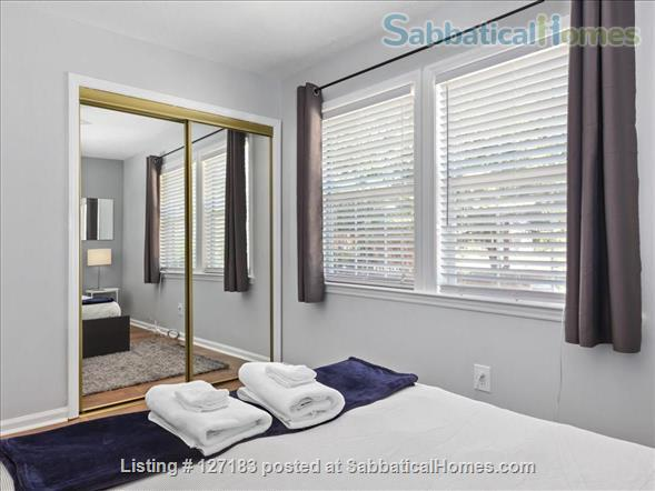 Fully Furnished - Spacious & Charming - UNC Home - Stylish Townhome Home Rental in Carrboro, North Carolina, United States 5