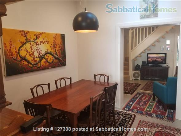 Beautiful Two Bedroom Glebe Terrace - Close to the University of Sydney Home Rental in Glebe, New South Wales, Australia 2