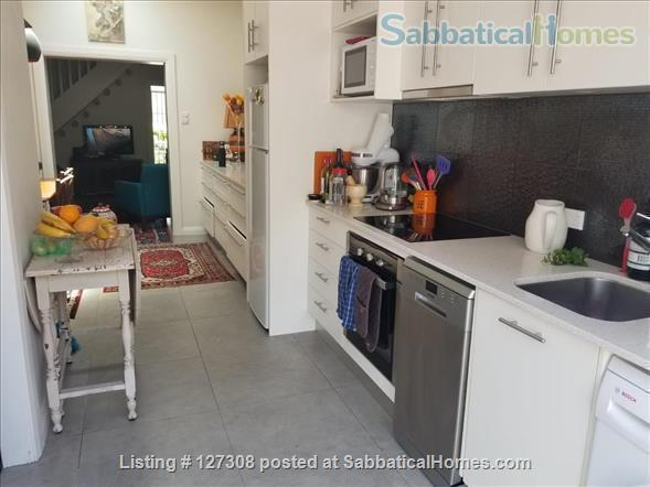 Beautiful Two Bedroom Glebe Terrace - Close to the University of Sydney Home Rental in Glebe, New South Wales, Australia 4