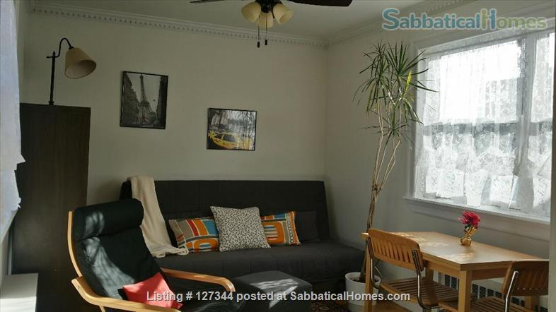 listing image for Private Corner Penthouse with 8 Windows, Washer/Dryer near Subway
