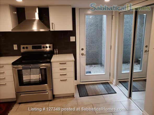 Beautifully Bright  - New  One Bedroom Apartment  Home Rental in Toronto, Ontario, Canada 1